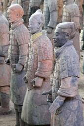 Ceramic Soldiers