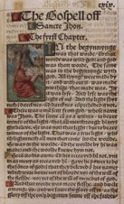 Tyndale's Gospel of John