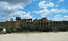 Palatine Hill, the cave is there somewhere