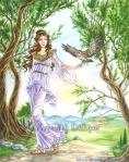 Young Athena