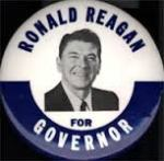 Ronald Regan, Governor of California '67-'75