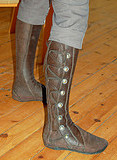 These boots were . . .