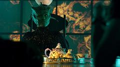 Tea with a Serpentlady