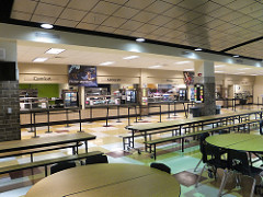 Modern Cafeteria