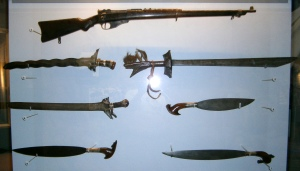 Filipino Weapons