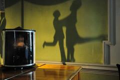 Dance shadow, dance