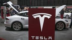 Tesla S sans armor