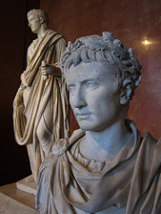 Augustus Caesar wants you to know is greatly humbled by you naming a month after him