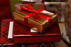 Secret Santa gifts!