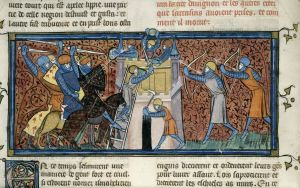Siege and Sorrow