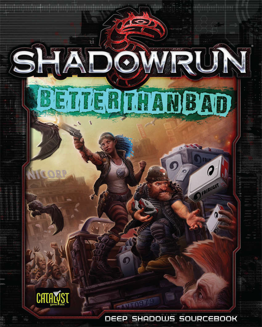 Review – Shadowrun: Better than Bad