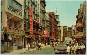 Chinatown, a few blocks from where the adventure started