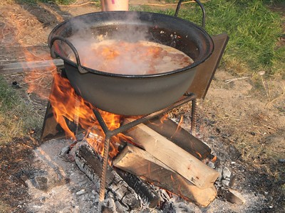 Tuesday Magic Item – Soldiers' Stew Pot