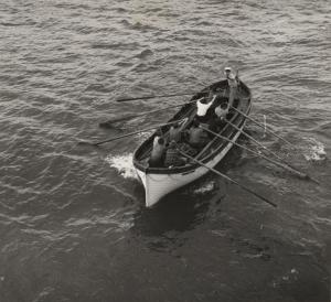To sail upon the seas