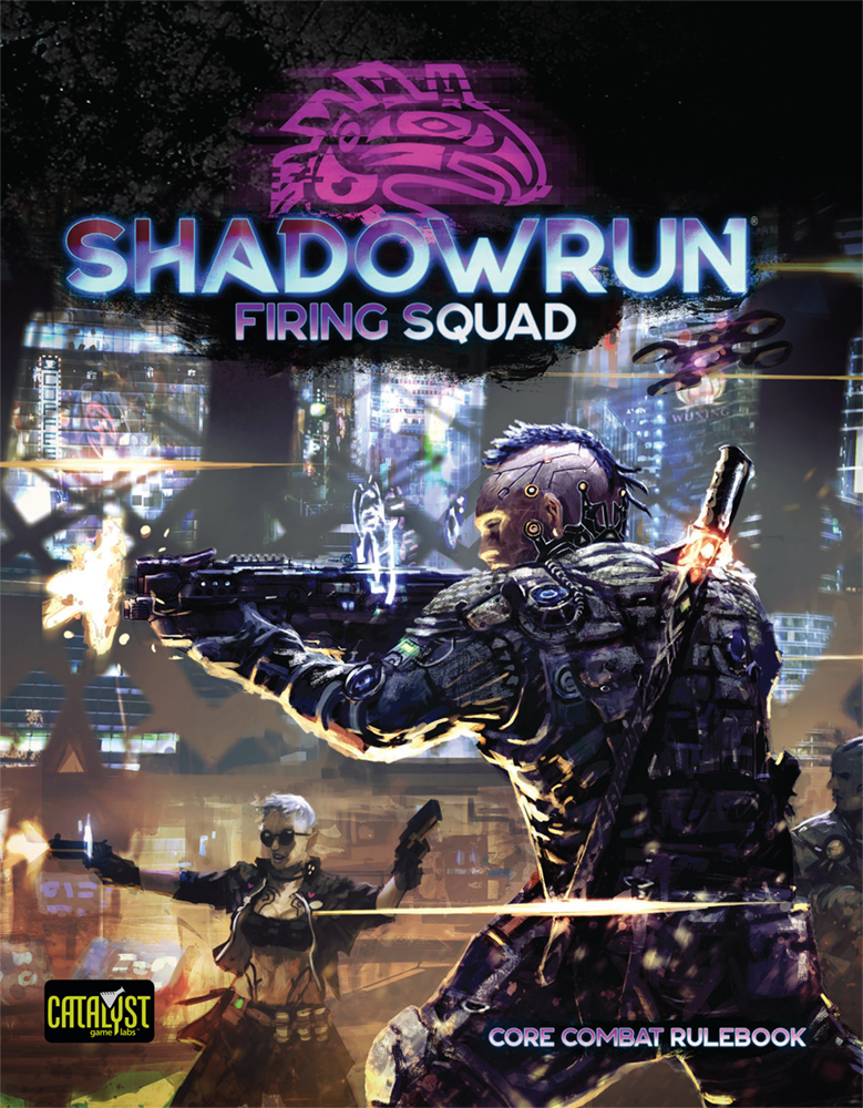 Review – Shadowrun: Firing Squad