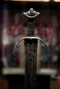 Take up the sword to defend