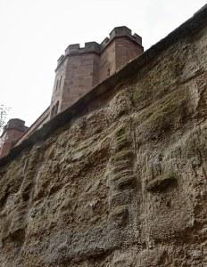 Be safe behind city walls