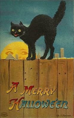black-cat-ellen-clapsaddle
